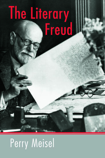 The Literary Freud book cover