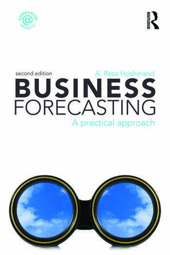 Business Forecasting A Practical Approach book cover