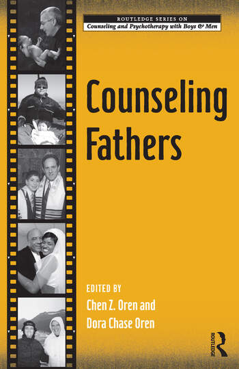 Counseling Fathers book cover