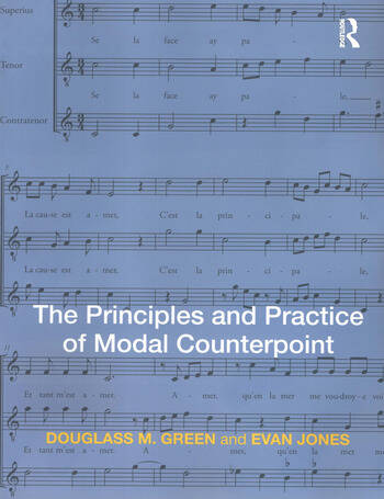 The Principles and Practice of Modal Counterpoint book cover
