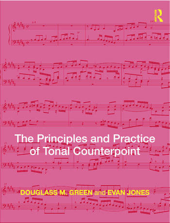 The Principles and Practice of Tonal Counterpoint book cover