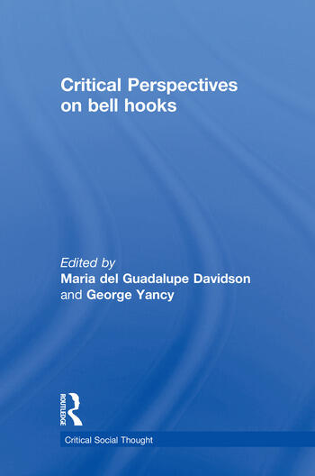 Critical Perspectives on bell hooks book cover