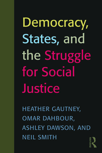 Democracy, States, and the Struggle for Social Justice book cover
