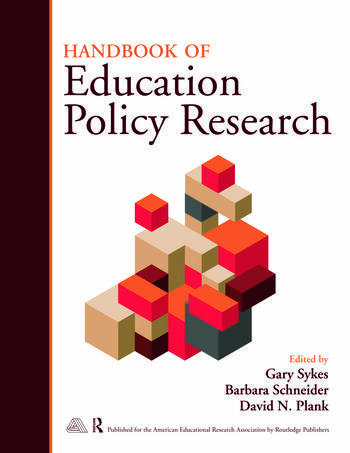 Handbook of Education Policy Research book cover
