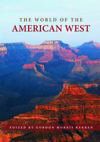 The World of the American West book cover