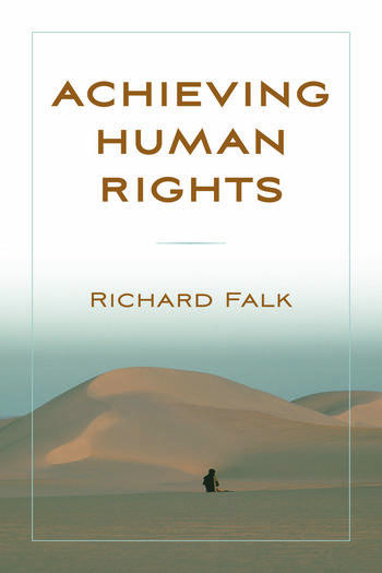 Achieving Human Rights book cover