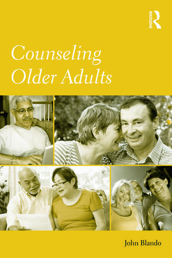 Counseling Older Adults book cover
