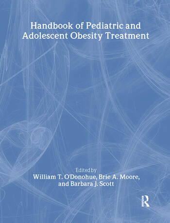 Handbook of Pediatric and Adolescent Obesity Treatment book cover