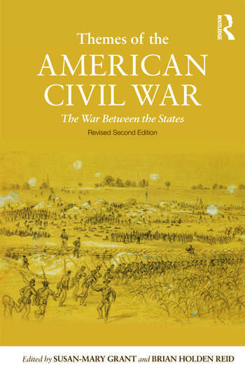 Themes of the American Civil War The War Between the States book cover
