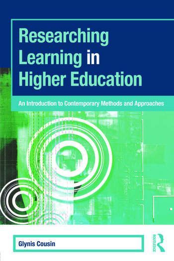 Researching Learning in Higher Education An Introduction to Contemporary Methods and Approaches book cover