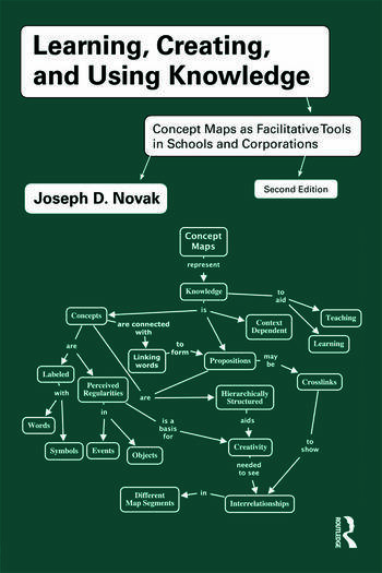 Learning, Creating, and Using Knowledge Concept Maps as Facilitative Tools in Schools and Corporations book cover
