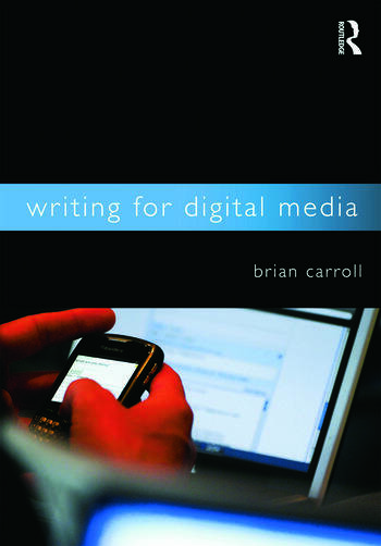 Writing for Digital Media book cover