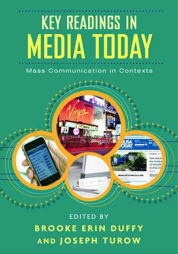 Key Readings in Media Today Mass Communication in Contexts book cover