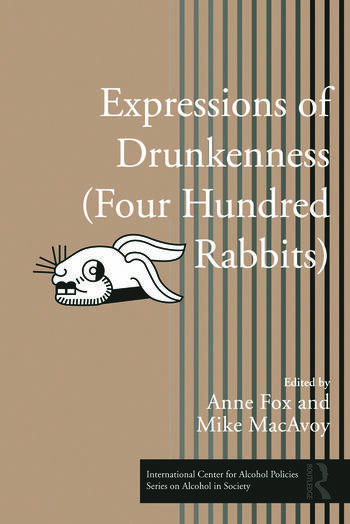 Expressions of Drunkenness (Four Hundred Rabbits) book cover