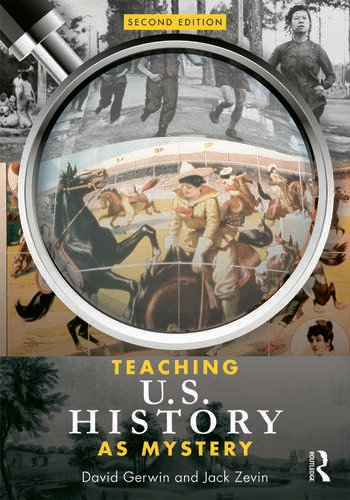 Teaching U.S. History as Mystery book cover