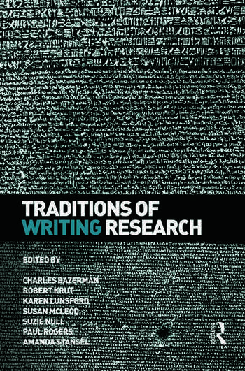 Traditions of Writing Research book cover