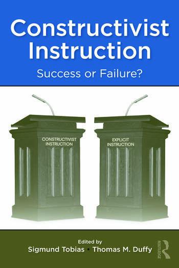 Constructivist Instruction Success or Failure? book cover
