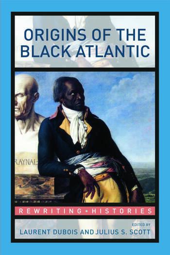 Origins of the Black Atlantic book cover
