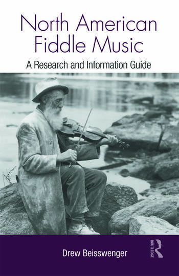 North American Fiddle Music A Research and Information Guide book cover
