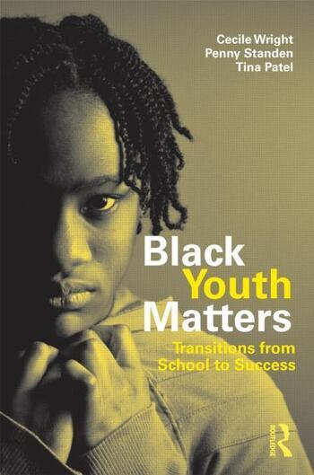 Black Youth Matters Transitions from School to Success book cover