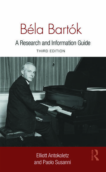 Béla Bartók A Research and Information Guide book cover