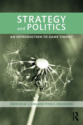 Strategy and Politics An Introduction to Game Theory book cover
