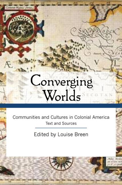 Converging Worlds Text and Sourcebook Bundle book cover