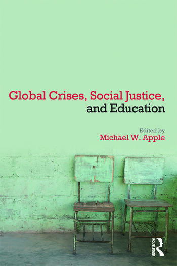 Global Crises, Social Justice, and Education book cover