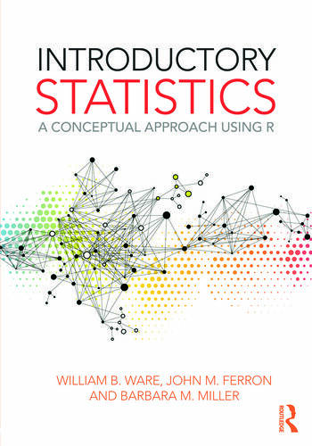 Introductory Statistics A Conceptual Approach Using R book cover