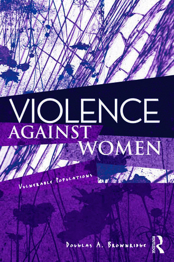 Violence Against Women Vulnerable Populations book cover