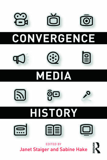 Convergence Media History book cover