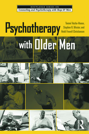 Psychotherapy with Older Men book cover