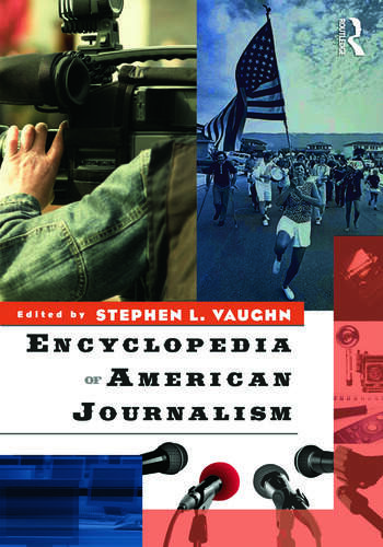 Encyclopedia of American Journalism book cover