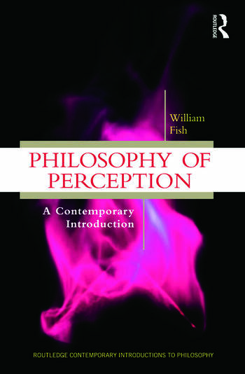 Philosophy of Perception A Contemporary Introduction book cover