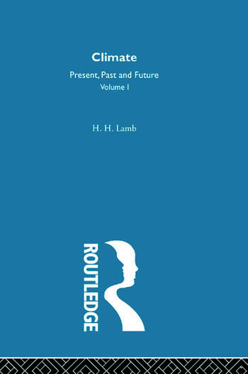 Climate Past, Present and Future book cover