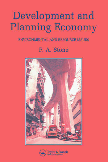 Development and Planning Economy Environmental and resource issues book cover