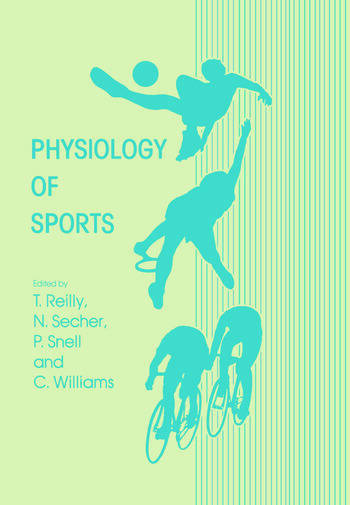 Physiology of Sports book cover