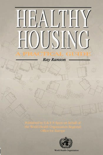 Healthy Housing A practical guide book cover