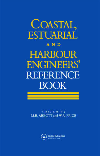Coastal, Estuarial and Harbour Engineer's Reference Book book cover