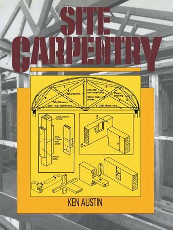 Site Carpentry book cover