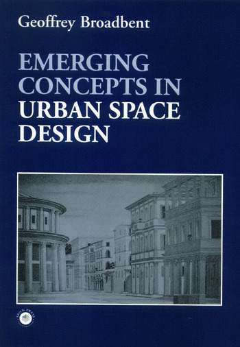 Emerging Concepts in Urban Space Design book cover