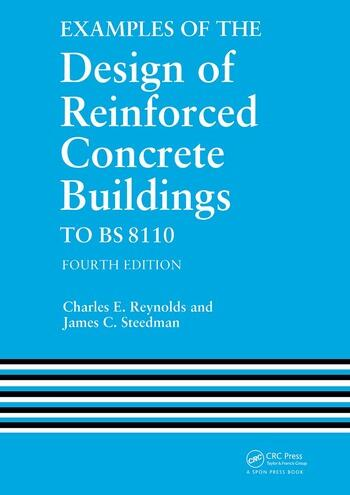 Examples of the Design of Reinforced Concrete Buildings to BS8110 book cover