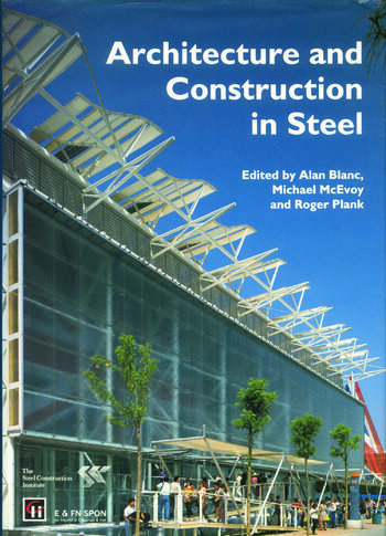 Architecture and Construction in Steel book cover