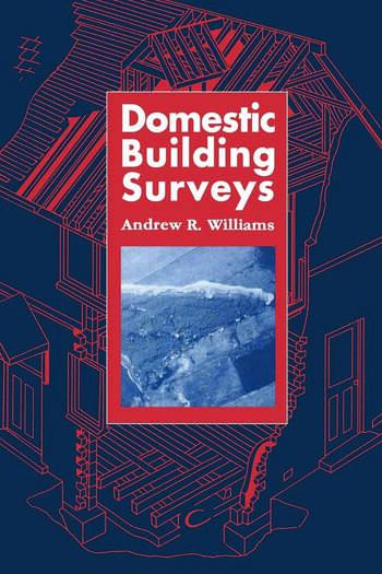 Domestic Building Surveys book cover