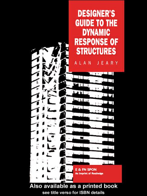 Designer's Guide to the Dynamic Response of Structures book cover