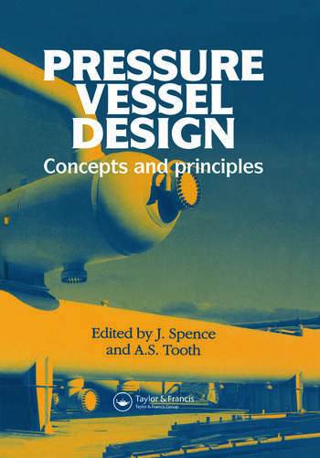 Pressure Vessel Design Concepts and principles book cover