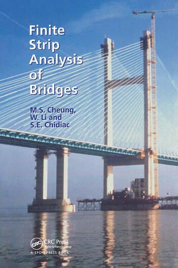 Finite Strip Analysis of Bridges book cover