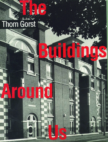 The Buildings Around Us book cover