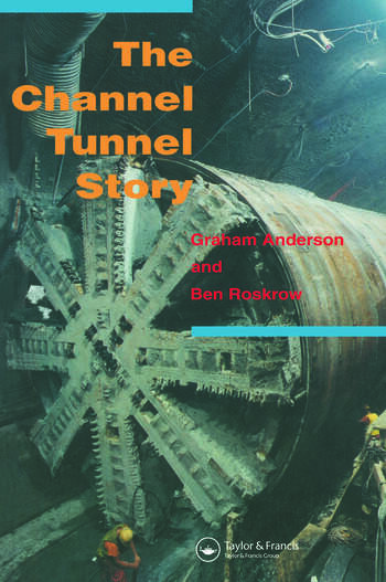 The Channel Tunnel Story book cover