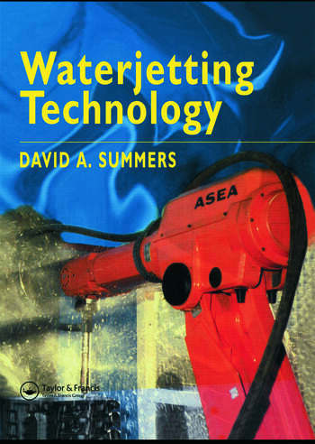 Waterjetting Technology book cover